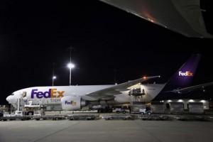 Boieng 777 FedEx