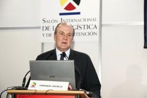 Enrique Lacalle, Presidente del Comité Organizador del SIL