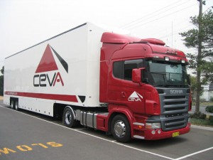 Camión CEVA 1