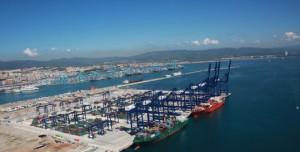Puerto de Algeciras 2011