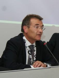 Santiago García-Milà, subdirector general de Estrategia y Comercial del Port de Barcelona