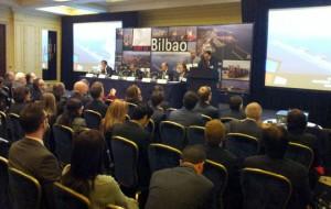 presentación puerto Bilbao en Londres