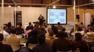 Luis Domenech en Logistics Madrid
