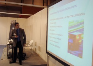 Luis Socconini en Logistics Madrid