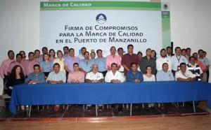 Marca de Qualitat Port de Manzanillo 1