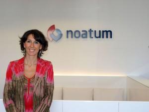Maitena Fradua, directora de marketing y comunicación de Noatum