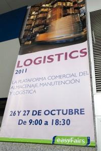 easyFairs Logistics Madrid