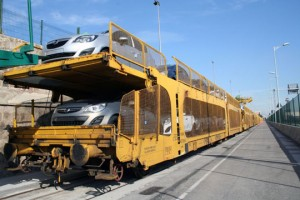 tren_terminal ferroviairia_ Moll Costa_barcelona