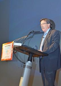 Gonzalo Sanz Presidente de UNO