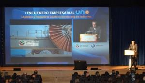 Ignacio Larequi, Director Comercial de DP World