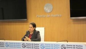 Rueda de Prensa Puerto Huelva Plan de Empresa III