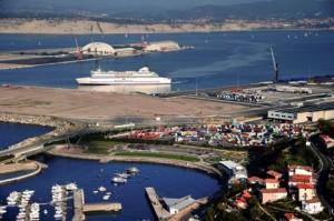 ferry puerto de Bilbao