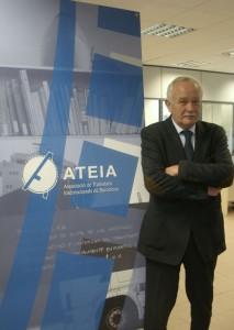 Mariano Fernández, presidente de ATEIA-OLTRA Barcelona