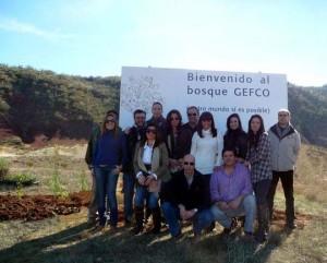 GEFCO - Plantación