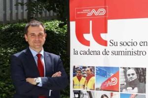 Luis Ángel Gómez, director general de Norbert Dentressangle