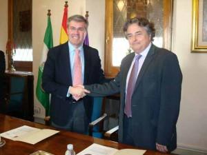 Acuerdo FGC tranvia Jaen