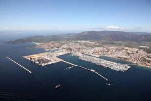 Puerto de Algeciras. Abril 2012 1