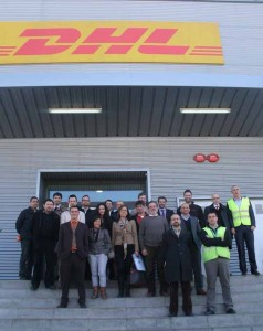 Visita ICIL Carrefour