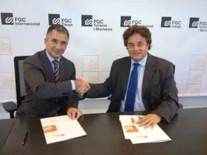 Convenio FGC Cargo_Fundación ICIL