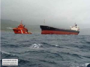 Salvamento maritimo_Yong Tong 2