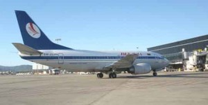 vuelo inaugural Belavia 261212