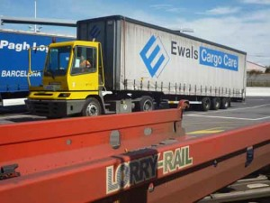 Visita ICIL_Lorry Rail