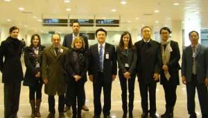 aeroport bcn_delegación Shenzhen