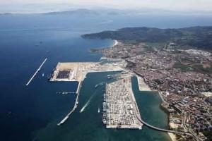 Puerto Bahía de Algeciras  y Estrecho de Gibraltar Mayo 2013