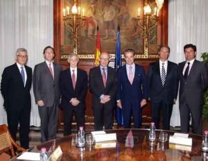Reunion Ministerio AECOC