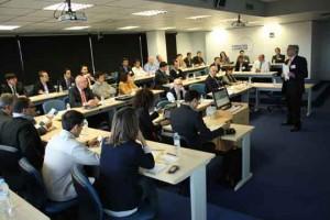 Seminario Plataformas logisticas Corporacion Maritima