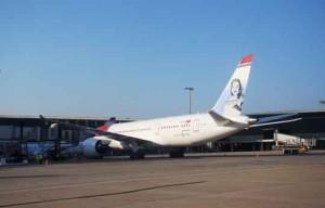 boeing 787 aeropuerto barcelona