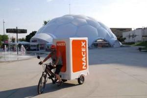 NACEX-reparte-en-bicicleta-electrica