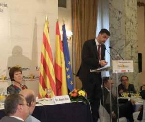 Santi Vila_Forum Europa