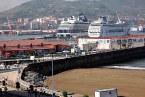 cruceros en puerto Bilbao (2)