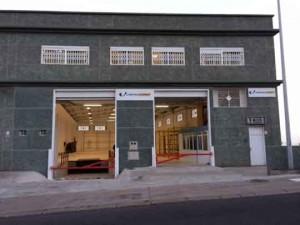 Nuevas instalaciones chronoexpres Tenerife