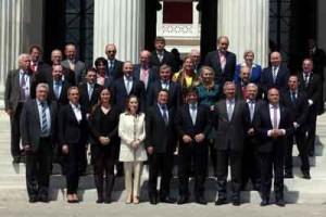 Ana Pastor y Ministros
