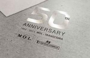 50th ANNIVERSARY MOL-TRANSCOMA