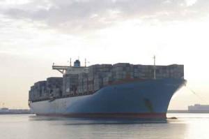 Foto Eleanora Maersk 2 Ok
