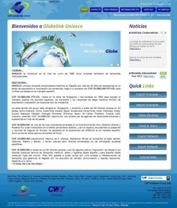 PAGINA WEB GLOBELINK UNIEXCO 2014