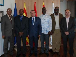 port tarragona_visita delegació Guinea Bissau