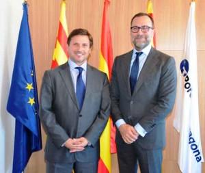 port tarragona_visita institucional Ambaixador Estats Units