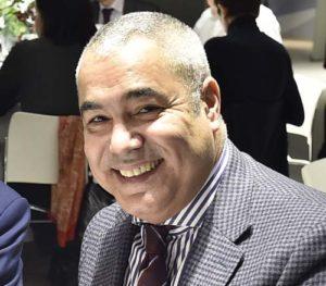 Jaber, presidente de Uniport