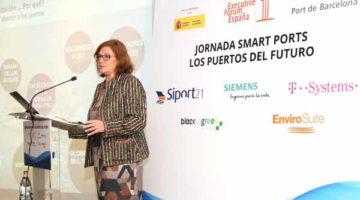 El Port de Barcelona presenta su estrategia Smart en Madrid