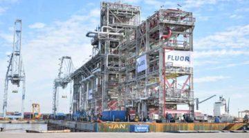 El Port de Tarragona consolida las operaciones de project cargo