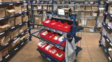 FM Logistic lanza una solución para la preparación de los pedidos on line