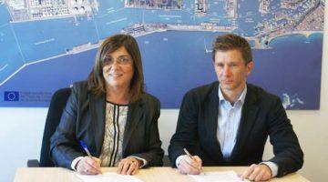 CMA CGM Ibérica renueva por ocho años su estancia en el Service Center de la ZAL Barcelona