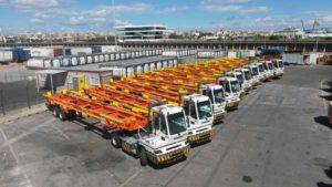APMT Valencia Tractors