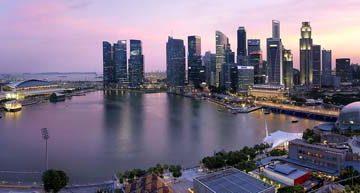 Singapur, el país con mayor dinamismo económico y apertura comercial del mundo
