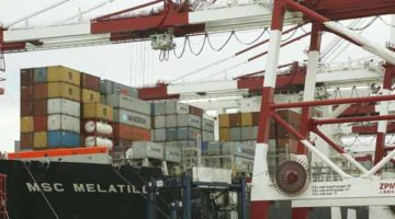 Los contenedores del Port de Barcelona superan los 2,5 millones de TEUs y crece un 13,5%
