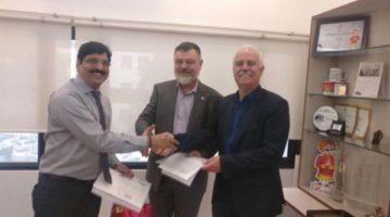 CRS Airlines, nombrado agente general de ventas de carga de Air India para España